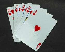 Select How To Play Hearts 33